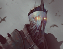 Cursed King