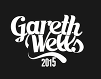 Gareth Wells Animated 2015 Logo