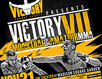 VICTORY VII at MADISON SQUARE GARDEN NY ( USA ) 2014