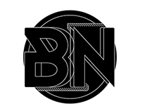Black Noise Logo Design