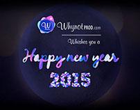 WhynotPROD | Voeux 2015