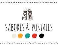 SABORES Y POSTALES