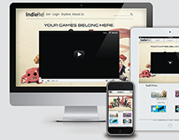 IndiePixel - Responsive Website Design