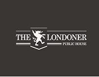 The Londoner - Branding
