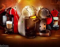 Dolce Gusto - Café Fácil - Hotsite Promocional