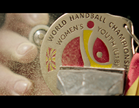 Romanian Handball Federation // Gold in all of us