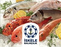 Pier Fishing / İskele Balıkçısı Restaurant Logo