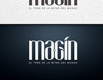 Magín Logo