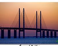 Öresund Bridge - Sweden