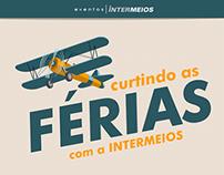 E-marketing / Postagens Facebook - Intermeios Eventos