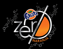 Fanta Zero • Design Proposal