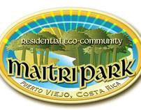 Maitre Park Eco-Residencial, Logo