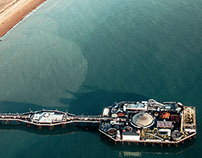 BRIGHTON BY HELICOPTER