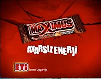 ETİ MAXIMUS TVC - BOWLING
