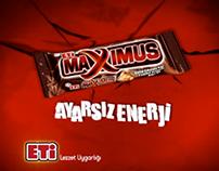 ETİ MAXIMUS TVC - TAVAN