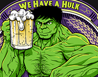Hulk Strong Ale