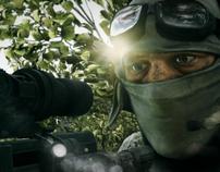 GameStop - Battlefield 3 Campaign