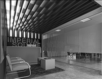 IMPERIAL SQUARE - INTERIOR DESIGN + 3D VISUALIZATION