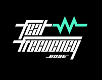 Feat frecuency - BOSE