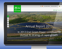 ENEL Greenpower – Annual Report 2013