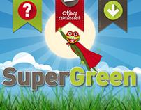 SuperGreen Terville Retail park