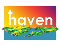 HAVEN Logo & Backdrop