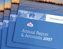 PetroNeft Resources plc Annual Report 2007