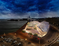 Guggenheim Helsinki Competition Entry - AAF