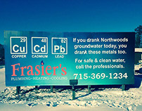Billboards for Eagle River, WI