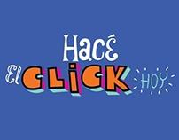 2014 - Hacé el Click Hoy