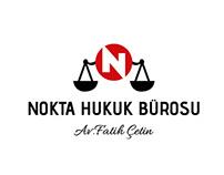 Nokta Hukuk Bürosu Logo Çalışması