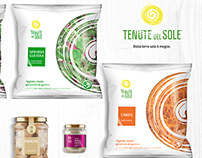 Tenute del Sole - Packaging design