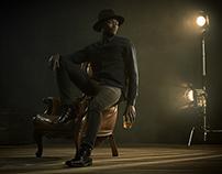 Morlay Souaré + behind the scenes