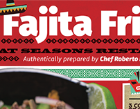 Mountain Park Lodges - Fajita Friday Promotion