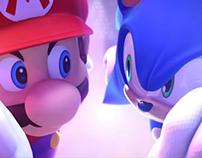 Mario & Sonic 2012 Olympics