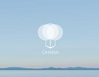Ohana Website Concept