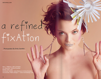 "Refix Magazine ""A Refined Fixation"""