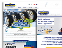 NORAUTO - Newsletter Design