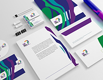 Сorporate identity for travel agency