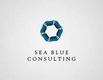 Sea Blue Consulting - Logo