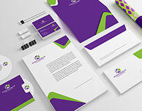 Сorporate identity for the mall