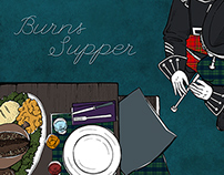 Burns Supper e-book