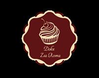 Logotipo Dolce Zia Roma