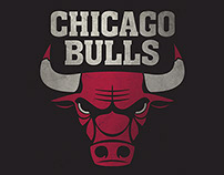 Chicago Bulls light redesign