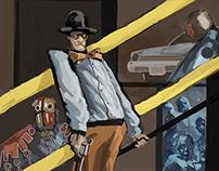 Agent Orange and the Voltaic Host