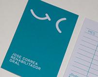 Jose Correa Identity