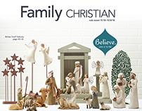 Family Christian Christmas 2 Catalog Cover