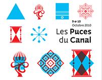 Les Puces du Canal — Branding & Posters