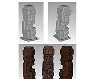 totem maya
