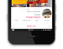 The Avenues Mall mobile app   UX & UI